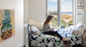 Beachfront Living and Learning at AC Gateway