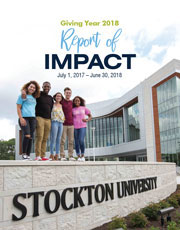 View the 2018 Report of Impact