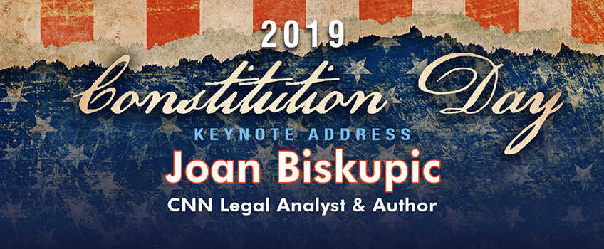 Constitution Day - Keynote Address by Joan Biskupic