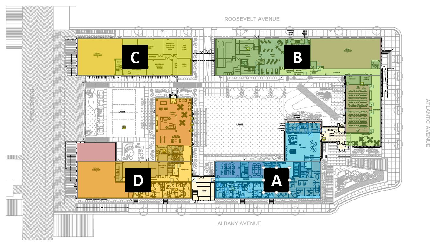 AC Building Layout